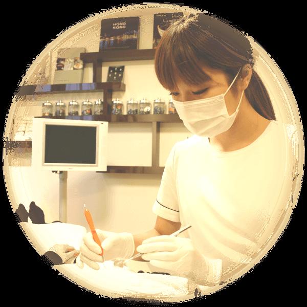 高水準の歯科医療施設