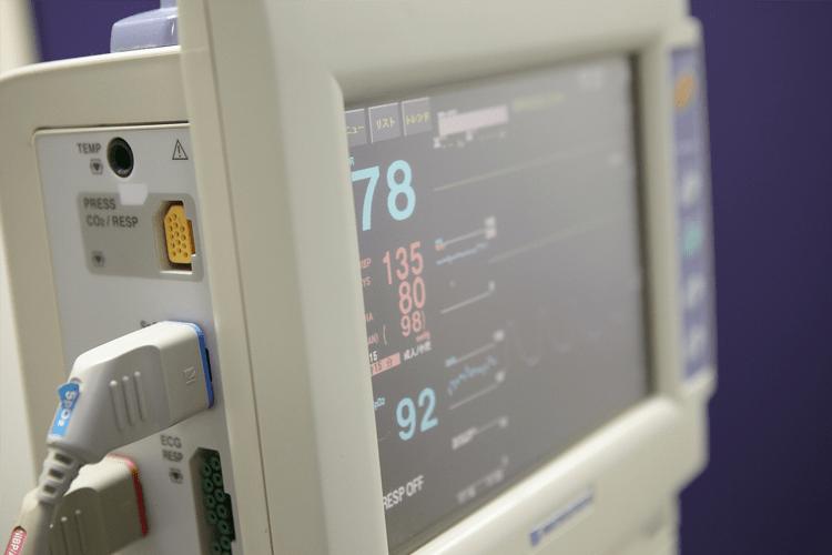 医科用生体管理モニター